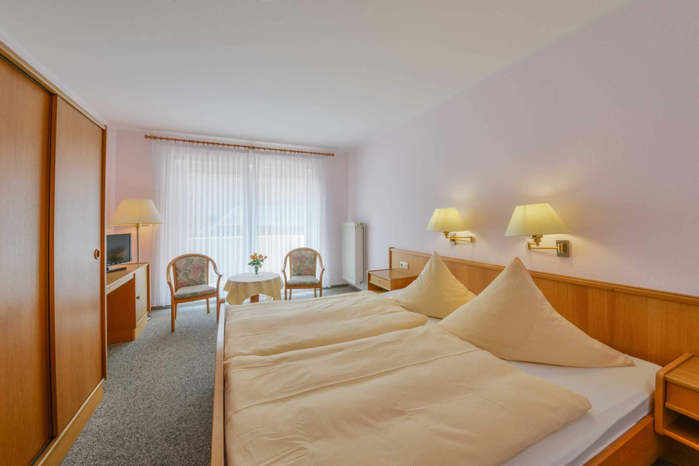 Hotel Braband Cuxhaven Doppelzimmer