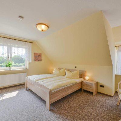 Hotel Braband Cuxhaven Schlafzimmer