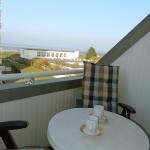 Cuxhavener Straße 96 Ferienwohnung Balkon