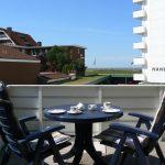 Cuxhavener Straße 96Ferienwohnung Balkon