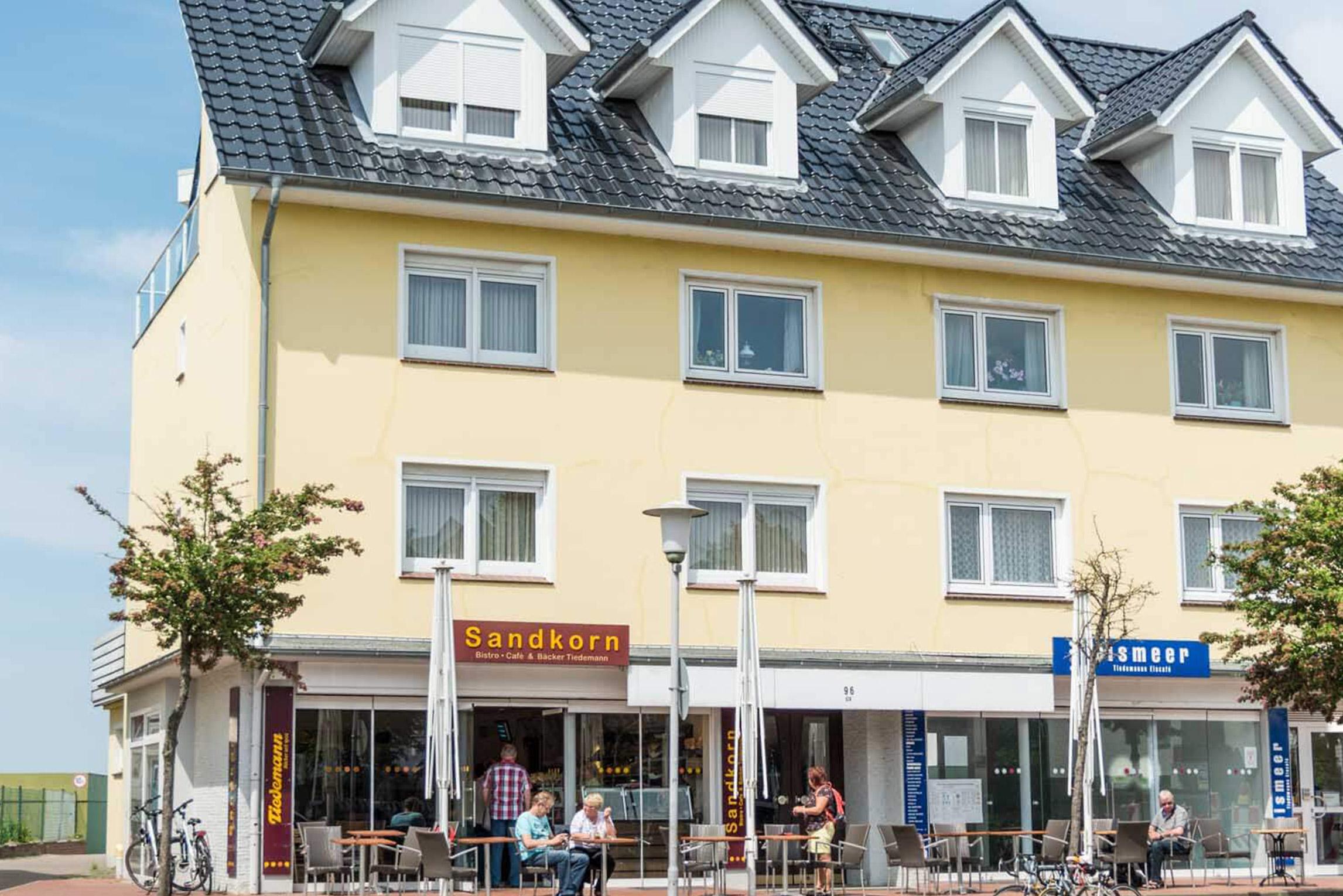 Braband Ferienwohnung Gustav Weg