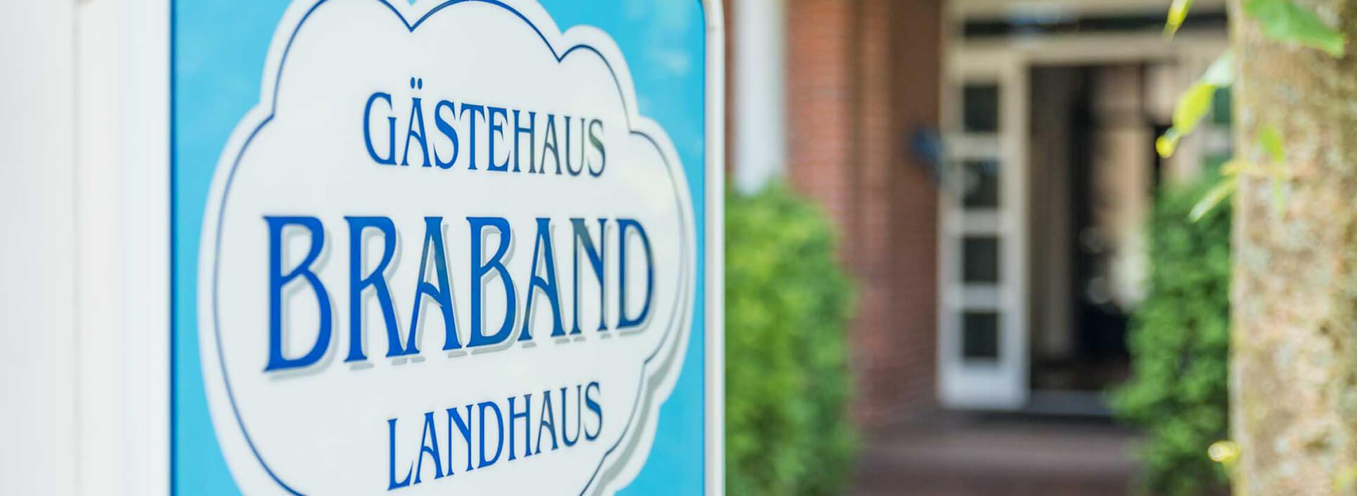 Gästehaus Landhaus Braband