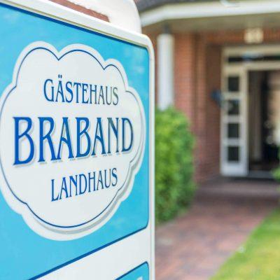 Hotel Braband Cuxhaven Logo