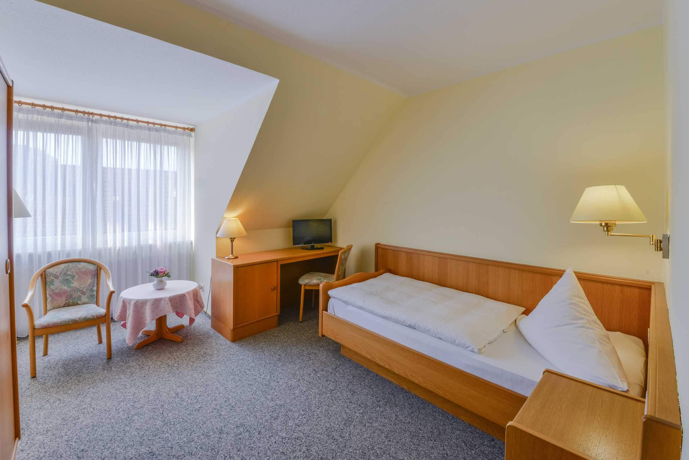 Hotel Braband Cuxhaven Einzelzimmer